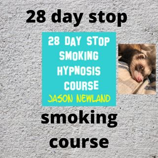 28 day stop smoking course