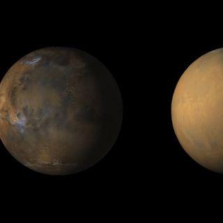 486-Martian Storms