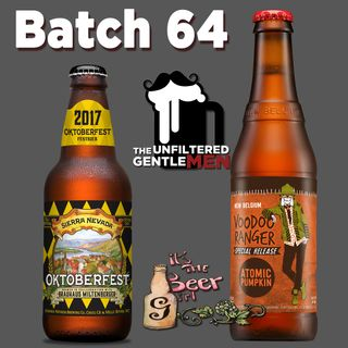Batch64: Sierra Nevada Oktoberfest & Beer Girl's Pumpkin Adventure