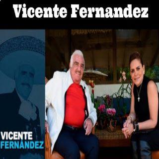 Entrevista A Vicente Fernández