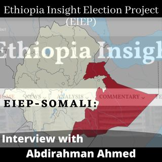 EIEP Somali: Interview with Abdirahman Ahmed