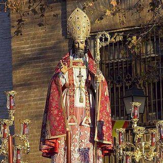 San Cecilio, patrón de Granada