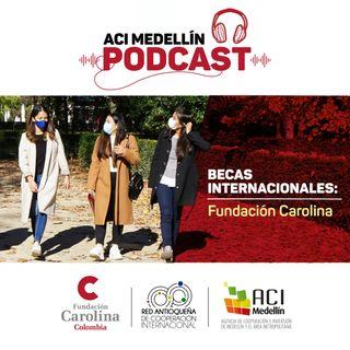 Oportunidades de estudio en España con la Fundación Carolina