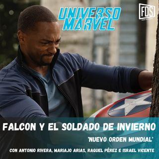 Falcon y el Soldado de Invierno - Episodio 1 - 'Nuevo orden Mundial'
