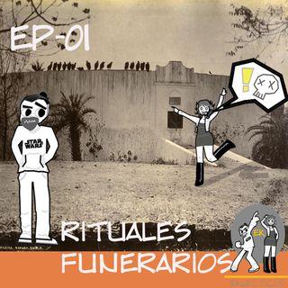 Episodio 1: Rituales funerarios alrededor del mundo