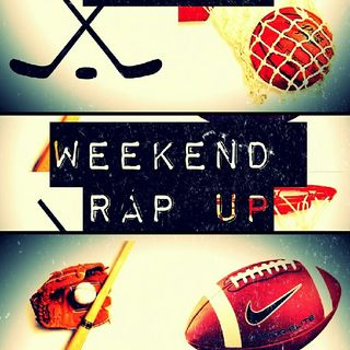 Weekend Rap Up Ep. 29: Tony Romo the Dallas Maverick