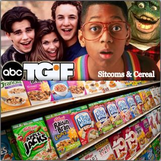 Episode #11: Sitcoms, Cereal and Man-hands