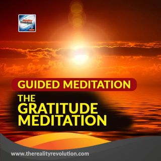 #86 THE GRATITUDE MEDITATION 111HZ 396HZ  372 HZ