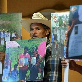 El regreso de America Latina -  le anime d'oro dell'Honduras