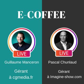 E-Coffee #2 avec Pascale Chunlaud gérant de Imagine-show.com