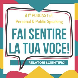 I 5 grandi errori dei relatori scientifici