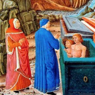 Dante: Farinata e Cavalcante (Inferno, Canto X)