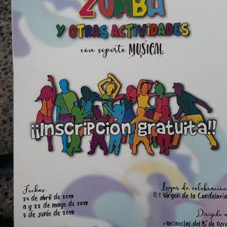 Taller de Zumba y otras actividades musicales