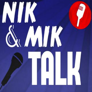 Nik and Mik Talk: Christmas and Whatever Else