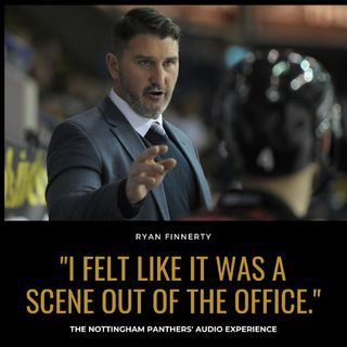 I felt like it was a scene out of The Office | Ryan Finnerty