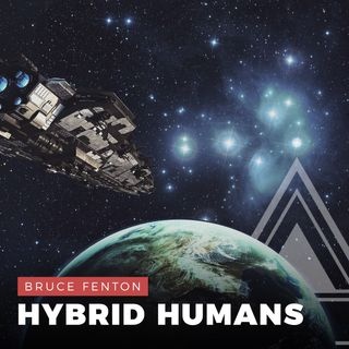 S02E12 - Bruce Fenton // Hybrid Humans and the Pleiades