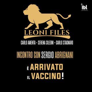 E' arrivato il vaccino! Incontro con Sergio Abrignani - LeoniFiles