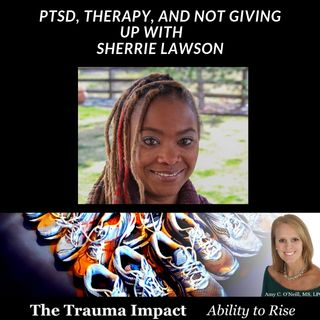 Navy Yard Shooting Survivor Sherrie Lawson: PTSD and Therapy