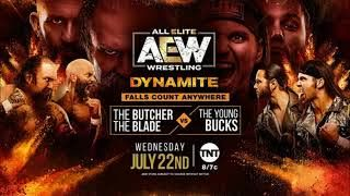 Episode #22: Wrestling News, AEW Dynamite 7-22-2020 Review.