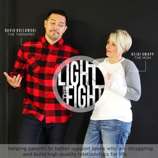 Light The Fight- Parenting Podcast
