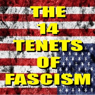 #The14TenetsOfFascism Part 4 - Supremacy Of Military