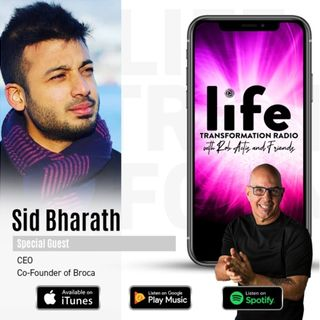 Don't Be Afraid To Fail With Sid Bharath