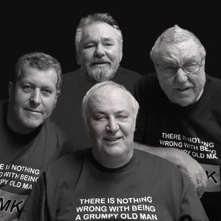THE GRUMPY OLD MEN SHOW 31 MARCH 2018
