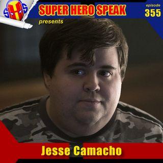 #355: Jesse Camacho