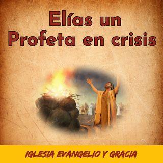Elías un profeta en crisis