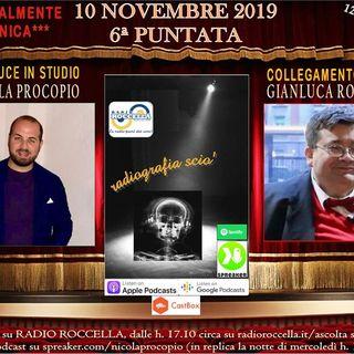 Radiografia Scio' - N.06 del 10-11-2019