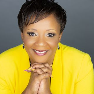 Dr Paul W Dyer visits with Tamika Sims Award Winning Author