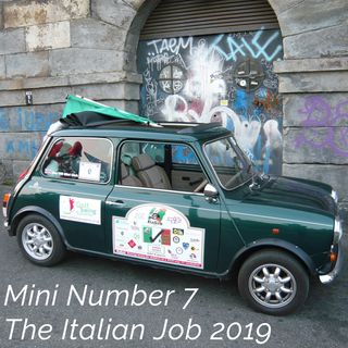Italian Job Trailer - where we see if it all works!