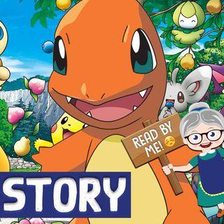 Pokemon Story #2 - Meeting Charmander