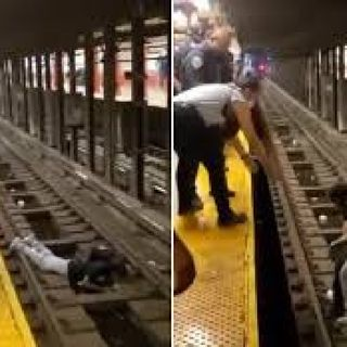 WTF!! News ( NYPD And Good Samaritan Save A Life - Shizzy's Lit Podcast