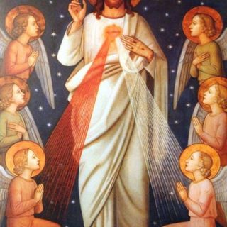 June 30 Divine Mercy Chaplet Live Stream 7:00 a.m.