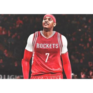 Carmelo Anthony signs with Houston! NY Yankees and the wild card! Kovalev KOd!!