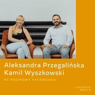 O przyszłości - Aleksandra Przegalińska i Kamil Wyszkowski