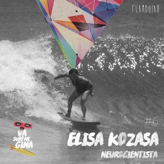 6 - A neurociência e o surf de Elisa Kozasa