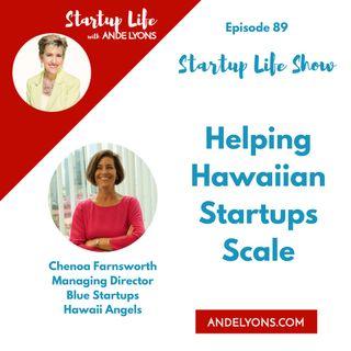 Helping Hawaiian Startups Scale