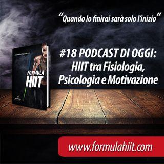 #18 FormulaHIIT.com | L'HIIT richiede motivazione?