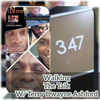 Meditation Yoga- WALKING THE TALK W/Terry Dwayne Ashford 101521.2330p.live