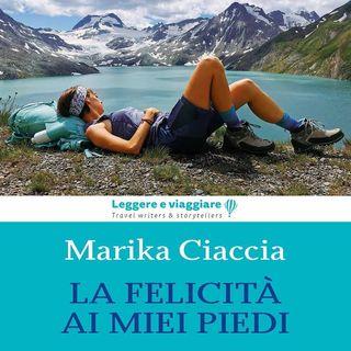 Marika Ciaccia: «Dopo una grave trombosi, ho scoperto quanto mi faccia stare bene camminare»