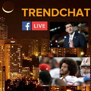 Ep. 16 Late Night TrendChat Obamacare and Football