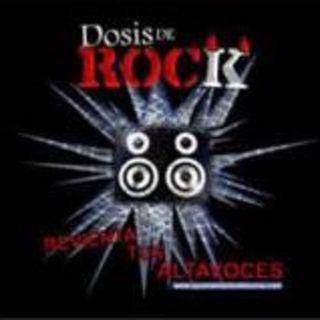1ª Emision del nuevo dosis de rock