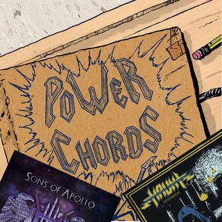 Power Chords Podcast: Track 50--Haunt and Sons of Apollo