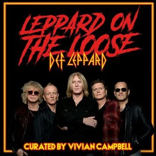 ESPECIAL DEF LEPPARD LEPPARD ON THE LOOSE 2021 #stayhome #wearamask #wintersoldier #xbox #batman #spacejam #twd #f9 #wonderwoman #invincible