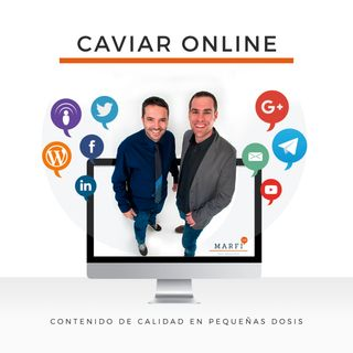 Caviar Online: Comunicación y Marketing