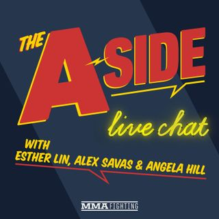 The A-Side Live Chat w/ Angela Hill