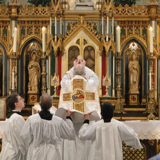 SOURCE & SUMMIT - Meaning of the Mass
