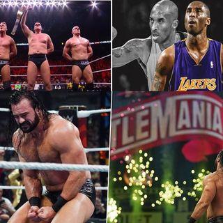 Recap of Royal Rumble Road to 2020 Mania Begins
